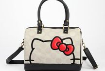 Anything Hello Kitty / by Peggy Lowblad