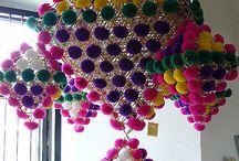 dekoracje ludowe