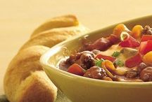 Fall & Winter Comforts / Beef stews, soups, and crock pot recipes! Keep cozy and energized this winter with this lean protein.
