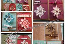 Meine Weihnachts Karten