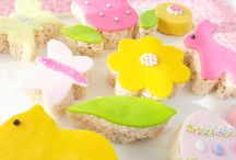 My Easter Desserts / These are all Easter Desserts and baskets I've created. Enjoy!