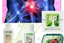Para prevenir infartos(nutrilite)