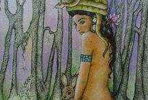 mythologies et croyances païennes
