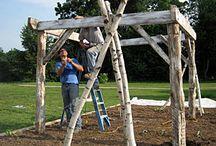 Garden Structures/Trellis