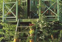 Lysthus / Lysthus, drivhus, skjul og små hus