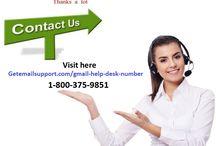 Gmail Help Desk Number