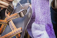 #Sockos / Socks + Chacos = Awesome  / by Chaco
