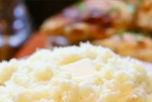 Thanksgiving Recipes - Stuff the Turkey and My Belly / Any recipe that might be served at a Thanksgiving dinner