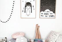 ○• Kinderposters / Posters, foto's, schilderijen, #muurdecoratie voor kinderkamer