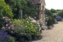 Landscape Country Cottage