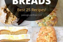 Paleo and glutein free bakings