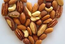 Nuts and Seeds / Nuts and seeds are super healthy as well as a great natural source of vitamins, minerals, protein, healthy fats and fiber. Nature Home Asia wants you to get nutty about nuts