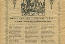 Saint Martha (& Terascus)