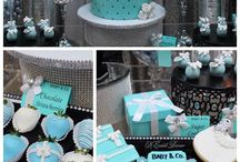 Baby shower / Tiffany Blue