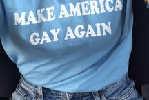 Make America Gay Again️