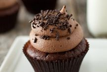 chocolate chips cupcakes