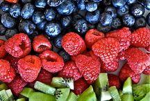 Fruits & Veggies / by Donna Maniscalco