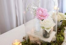 Vintage Wedding Decoration Ideas / Rustic Vintage garden wedding decoration ideas for table setting decorations and wishing well table!