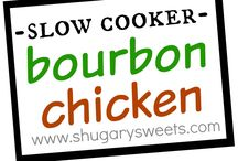 SLOW COOKER YUMMIES