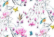 Wallpapers & Fabrics