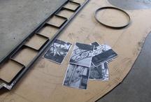 Tirol artistic iron signs