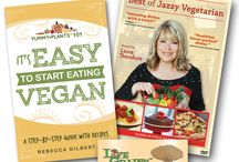 Giveaways! / by Laura Theodore, the Jazzy Vegetarian
