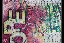 Faith art journal #7 / by Janice Robinson