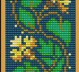 схемы для вязания биссером