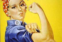 Strong Women