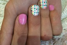 With dots
