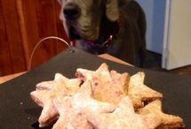 home made doggie treats