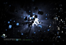 Explode -Wallpapers  / One of the wallpapers for our web identity with different resolution by your desktop.