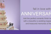 Anniversay Ideas / Go traditional or be modern. Get anniversary gift ideas from this list and take it from there