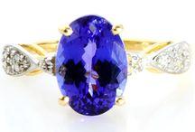 tanzanite jewels and gemstones