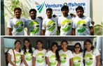 Lets make Green Vizag / Vizag city effected with Hudhud and team have planted some around the city.
