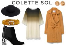 Colette Sol How to Wear SS16 / How to wear zomercollectie SS16