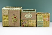 Lovely sewing projects - inspiration
