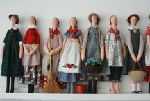 quilt doll