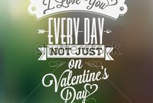 Visuels - Saint Valentin