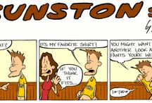 Comic Strips / Gunston Street Comics