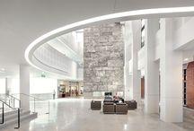 Modern interior / Public