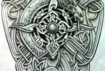 Стиль Celtic
