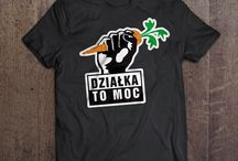 Koszulki / Koszulki z wzorami mojego autorstwa. http://orangespot.cupsell.pl/
