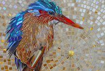 Nádherné mozaiky