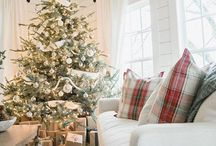 Chic comfy & traditional Christmas feels