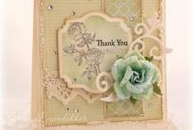 Thank You Cards - 1 / by Carol GoughLust