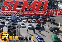 SEMA 2013 / RealTruck's adventures at the 2013 SEMA Show / by RealTruck.Com