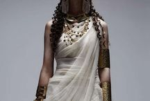 Ancient Greece / Fashion shoot