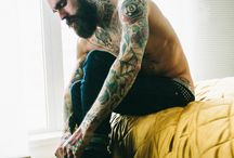 Dudes with Tattoos / by Alexis Hagan
