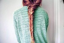 Hair styles :) / Very pretty and beautiful hair styles